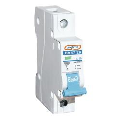 Автоматический выключатель Энергия ВА 47-29 1P 25A / Е0301-0108